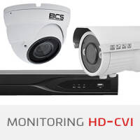Monitoring HD-CVI