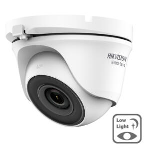 HWT-T123-M - Kamera kopułkowa TurboHD, Ultra Low Light, 2Mpx, 2.8mm - Hikvision Hiwatch