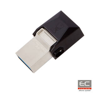 DTDUO3 - Pendrive USB microDUO 3.0 OTG - KINGSTON