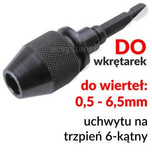 WF2625000 - Uchwyt wiertarski szybkomocujący - Wolfcraft