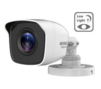 HWT-B123-M - Kamera tubowa TurboHD, Ultra Low Light, 2Mpx, 2.8mm - Hikvision Hiwatch