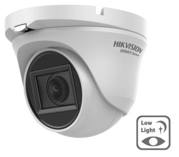 HWT-T323-Z - Kamera 4w1 Ultra Low Light, Motozoom 2.7-13.5mm, 2Mpx, IR70m - Hikvision Hiwatch
