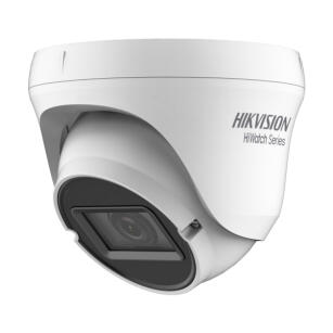 HWT-T320-VF - Kamera kopułkowa Turbo HD, 2Mpx, VF 2.8-12mm, IR40m - Hikvision Hiwatch