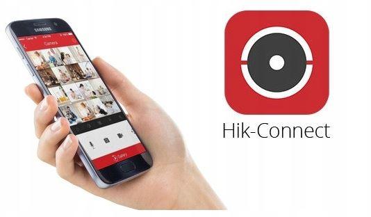 Obsługa w aplikacji Hik-Connect
