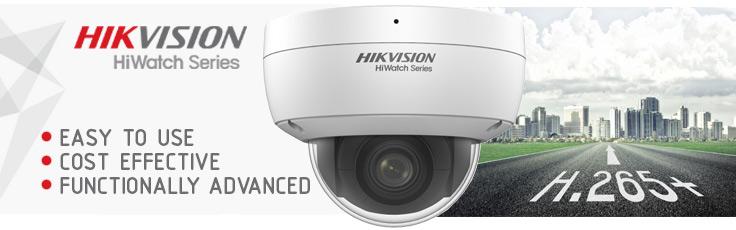 Pełna funkcjonalność kamer Hiwatch