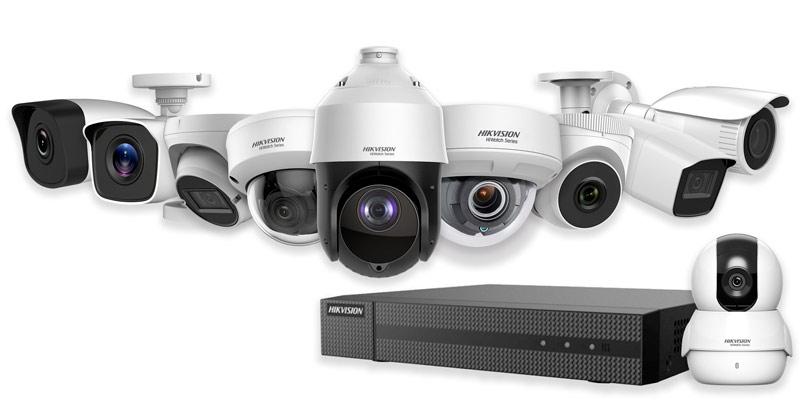 Kamery i rejestratory Hikvision hiwatch