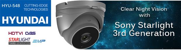 Hyundai CCTV Starvis