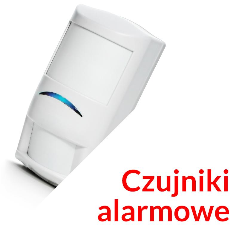 Czujniki alarmowe