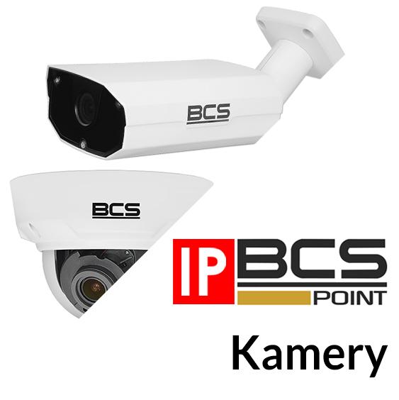Kamery serii BCS POINT
