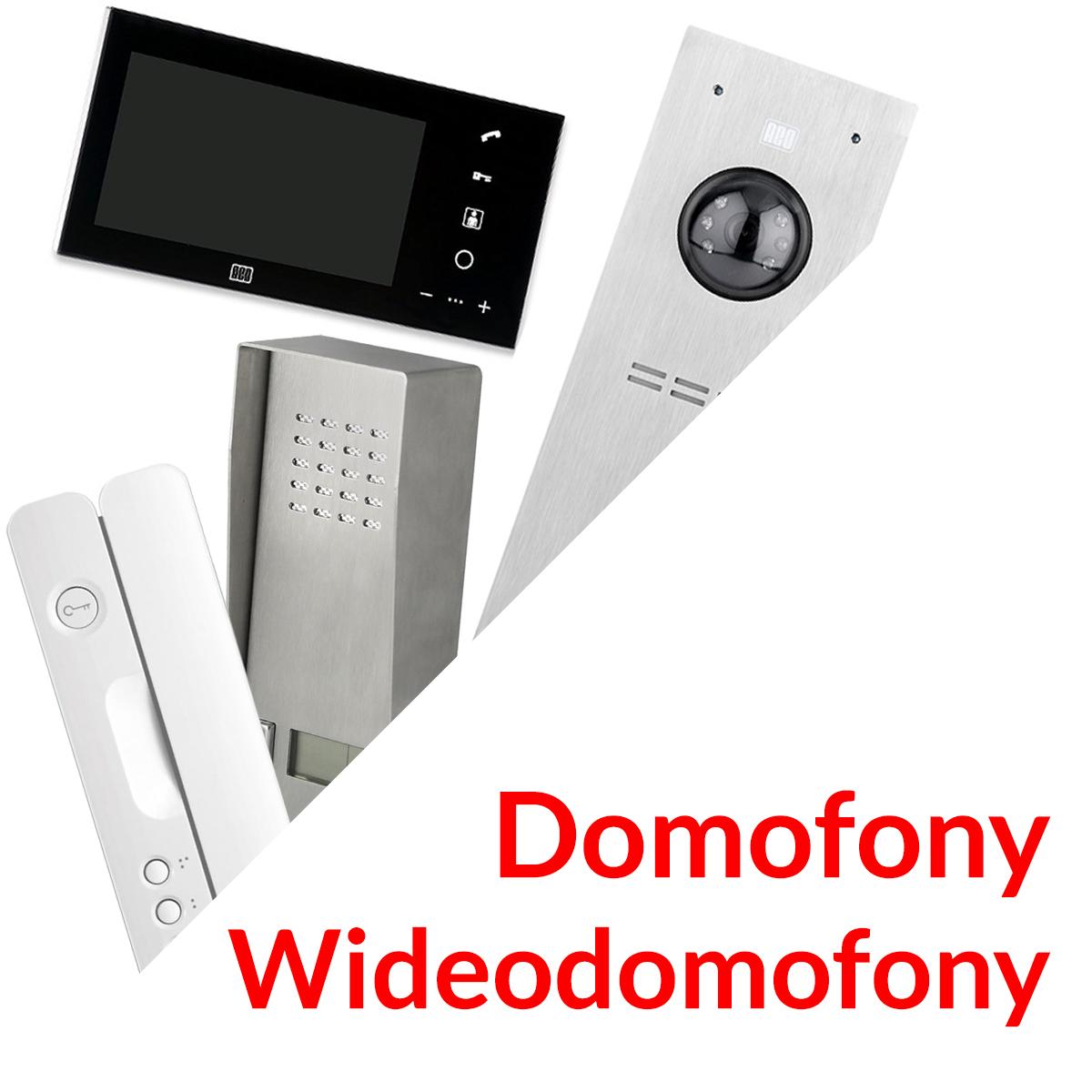 Domofony i wideodomofony