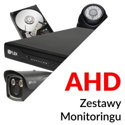 Zestawy Monitoringu AHD